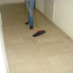 Impresa di pulizie per pavimenti condominiali