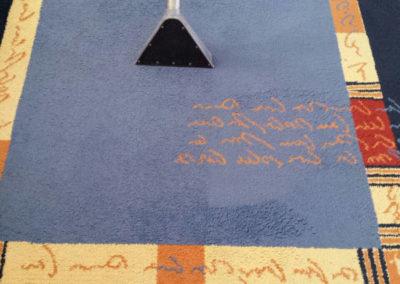 Pulicasa fornisce il servizio di pulizia tappeti