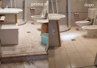 sanificazioni bagni e sanitari