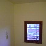 Muro lavato e ridipinto