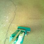 Pulizia moquette con aspirapolvere: prima e dopo