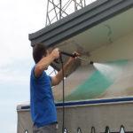 Come lavare le tende da sole