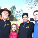 25 anni di attività della ditta Pulicasa