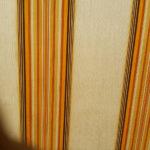 Tenda da sole in tessuto dopo essere stata lavata da Pulicasa